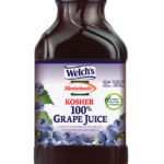 KOSHER WELCH'S GRAPE JUICE, THANK YOU MANISCHEWITZ