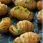 Hasselback The Potato, Not the Actor……